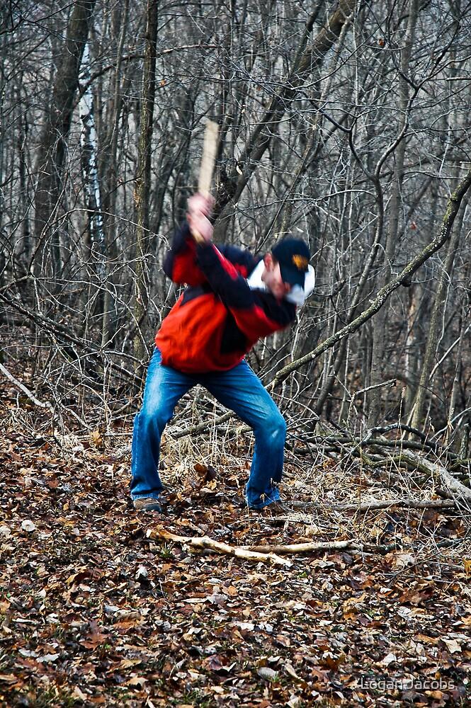hunter/gatherer tendencies by Logan Jacobs