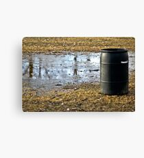 temporary remedy Canvas Print