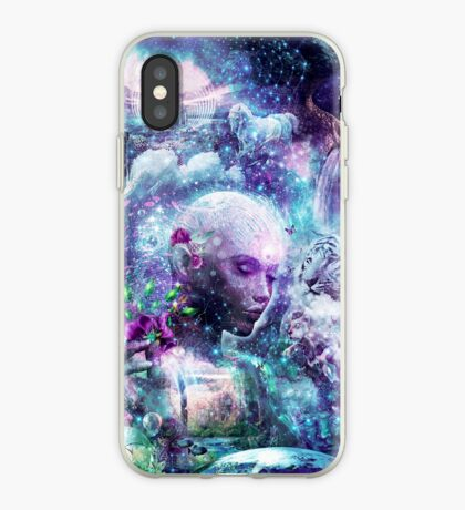Discovering The Cosmic Consciousness iPhone Case