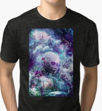 Discovering The Cosmic Consciousness Tri-blend T-Shirt