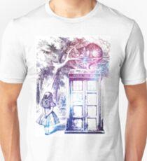 cat phone box-@!& T-Shirt