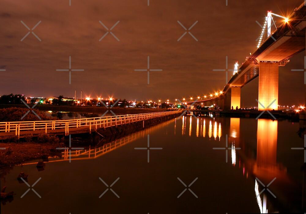 Westgate bridge 4 by Lumière Unique |  Unique Light