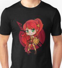 RWBY - Pyrrha Chibi T-Shirt