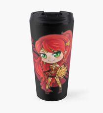 RWBY - Pyrrha Chibi Travel Mug