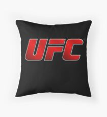 UFC Throw Pillow