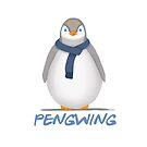 Penguin by Syac Studio