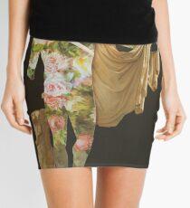 Topiary Mini Skirt