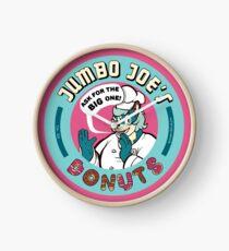 Jumbo Joe's Donuts Clock