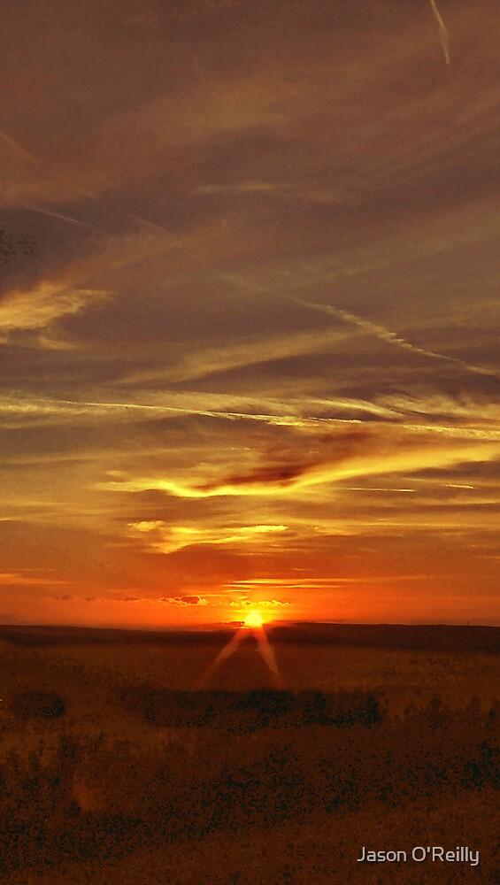 Evening Glow by Jason O'Reilly