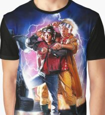 Back to the Future II Graphic T-Shirt