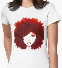 Natural Hair Curly Hair Autumn Afro Tshirt/Tees T-Shirt T-Shirt