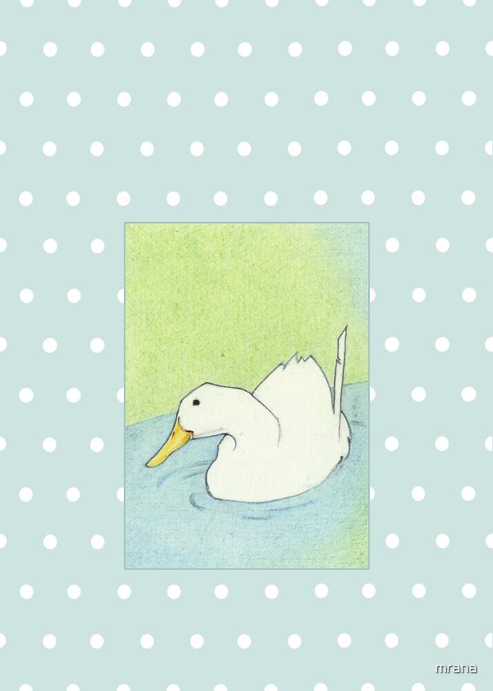 Duck Dip Dots by Mariana Musa