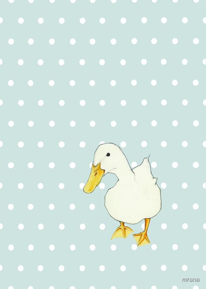 Duck Kiss by Mariana Musa