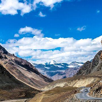 The Himalayas by kumaramrit