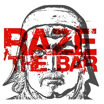 Raze the Bar by EvePenman