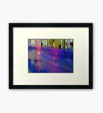 Impressionism Reflected Framed Print