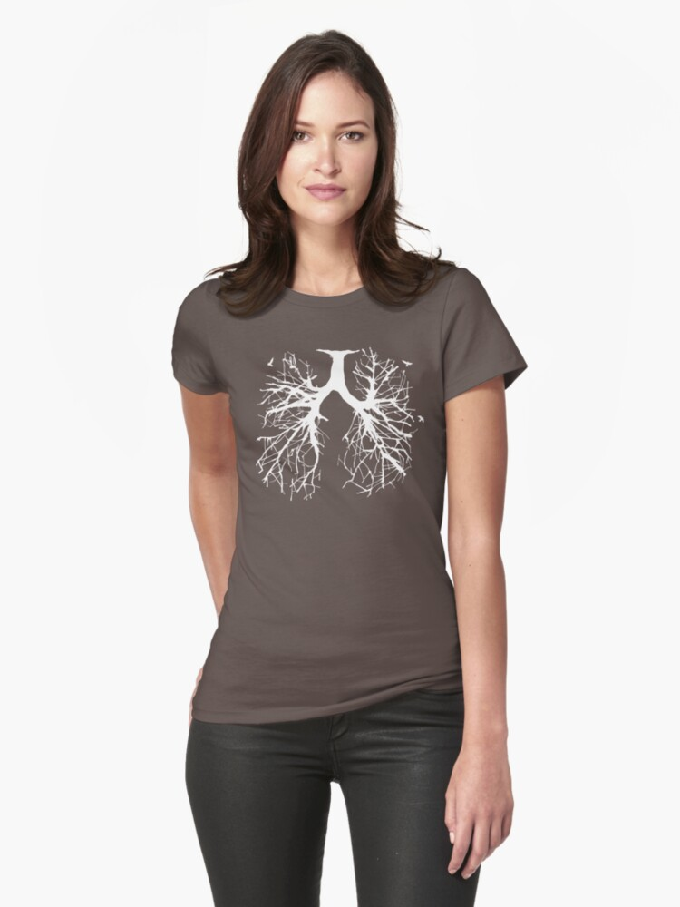 Tree Of Life (white) by Johdie Fairweather