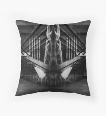 Strutting Throw Pillow