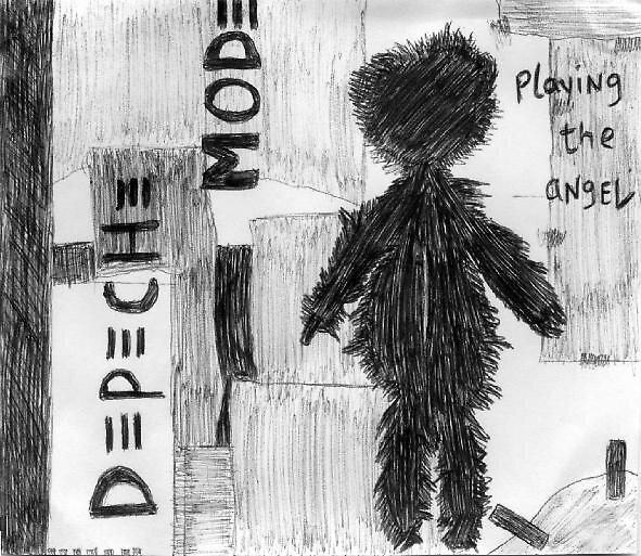 Depeche Mode - Playing the Angel by crazynighthawk