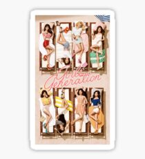 Girls' Generation SNSD - Party Sticker