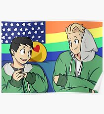 Scomiche in The Green Jacket Poster