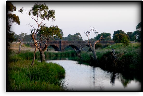 Little River Bridge by Rebecca Newton