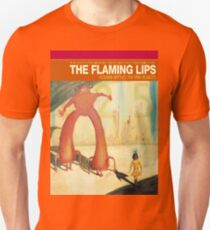 The Flaming Lips - Yoshimi Battles The Pink Robots T-Shirt