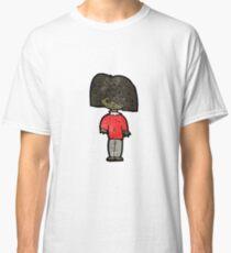 cartoon woman Classic T-Shirt