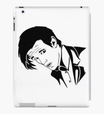 11th Doctor iPad Case/Skin