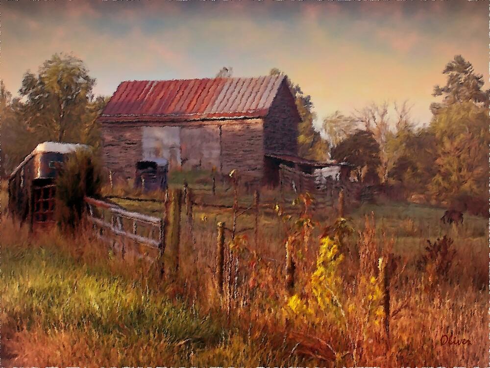 Golden Days by Charles Oliver