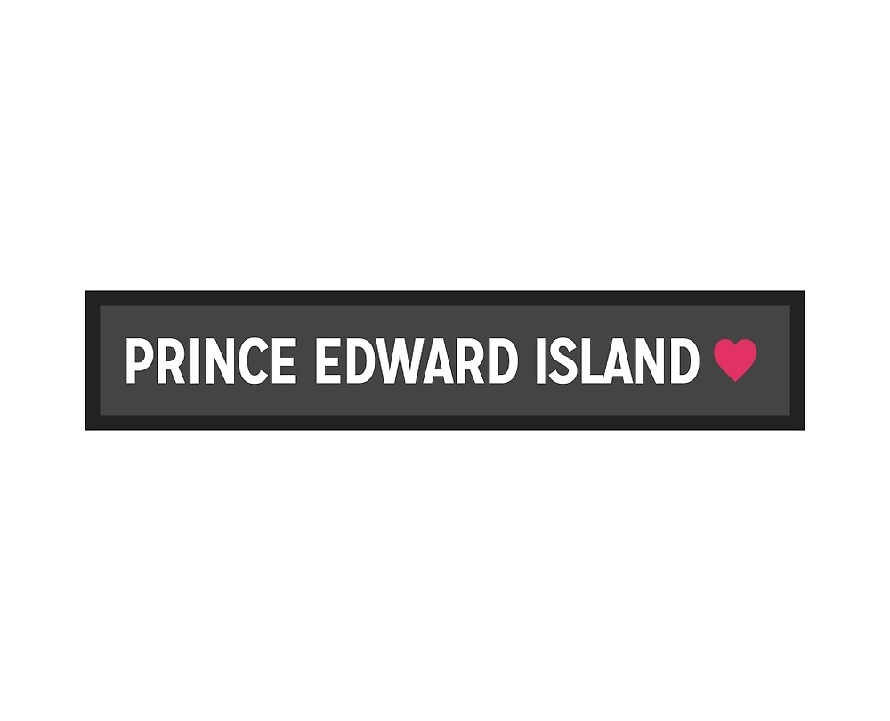 Prince Edward Canada Island by Binary Studio