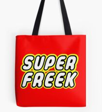 SUPER FREEK Tote Bag