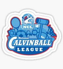 calvinball Sticker