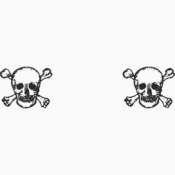 skull & crossbones by shinyrobot