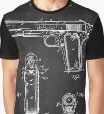 Firearm Graphic T-Shirt