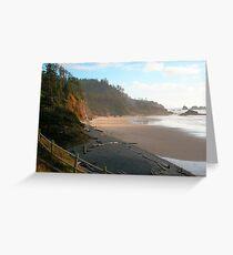 Coastal Light Greeting Card