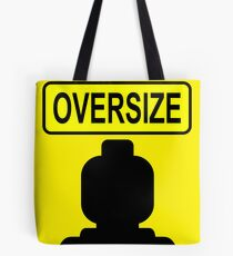 Oversize Minifig Tote Bag