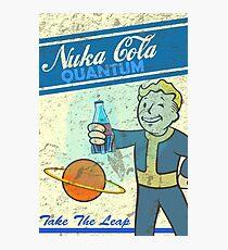 Nuka Cola Quantum Photographic Print