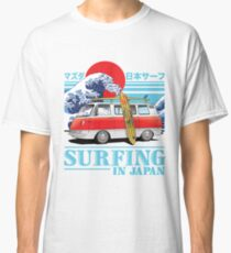 Mazda Bongo Surfing in Japan Classic T-Shirt