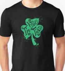 today im irish - st patricks day 2017 T-Shirt