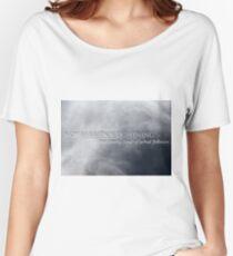 Not Afraid Of Lightning - Loki Women's Relaxed Fit T-Shirt