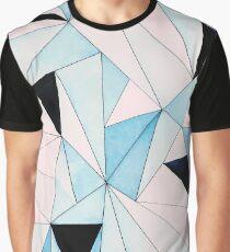 Geometric Washout #redbubble #decor #buyart Graphic T-Shirt