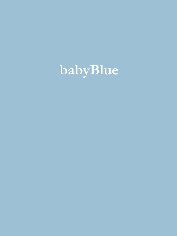 Baby Blue by mosesdesigns
