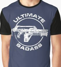 Ultimate Badass Graphic T-Shirt