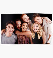 Riverdale Cast Poster
