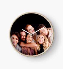 Riverdale Cast Clock