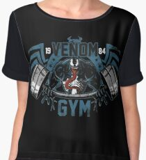 Venom GYM Chiffon Top