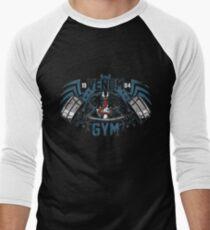 Venom GYM Men's Baseball ¾ T-Shirt