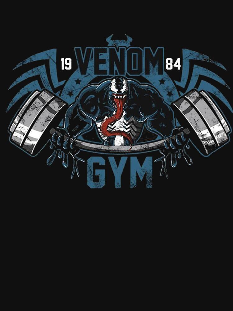 Venom GYM by boyinkus