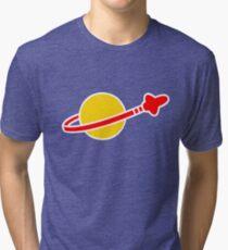 LEGO Space Man Logo Tri-blend T-Shirt